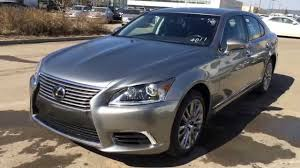 silver lexus new atomic silver 2015 lexus ls 460 awd swb technology package