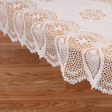 vinyl lace tablecloth vinyl tablecloth kimball