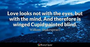 Being Blind In A Dream Blind Quotes Brainyquote