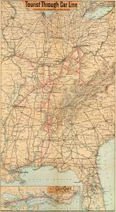 Chicago Map 1890 by File Map Of The Louisville U0026 Nashville Railroad Ca 1890 Jpg