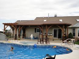 small pool house designs wonderful swimming pool design styles for