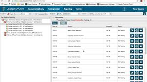 printing bubble sheets in powerschool analytics youtube