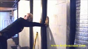 foundation repair horizontal cracks comparing methods youtube