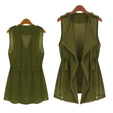Womens Military Vest Search On Aliexpress Com By Image