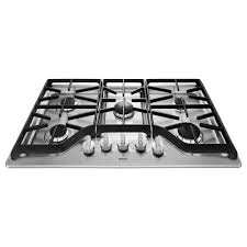 Kenmore Pro 36 Gas Drop In Cooktop 36 In Gas Cooktops Cooktops The Home Depot