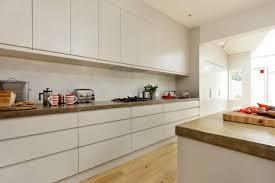 london kitchen design modern handleless kitchen