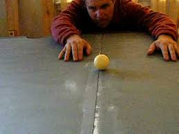 ebonite pool table 3 piece slate pool table installation part 3 slate seams mpeg2video youtube