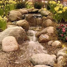 Backyard Waterfall Ideas by 68 Best Water Features Images On Pinterest Backyard Ideas