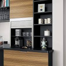 meuble rideau cuisine meubles cuisine optimiser l espace avec les meubles hauts mobalpa