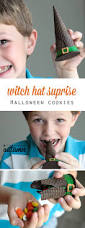 witch hat surprise cookies easy halloween treat for kids it u0027s