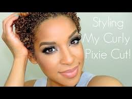 what kind of hair is used for pixie braid styling my naturally curly hair twa youtube