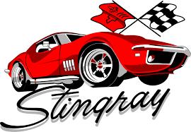 stingray corvette logo corvette stingray clipart 13