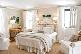 Pottery Barn Wall Colors Serene Guest Room