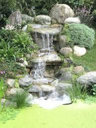 Garden Waterfall Ideas Backyard Gardening Ideas Pictures Of Backyard Garden Waterfalls