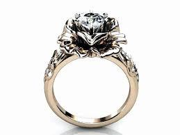 flower shaped rings images Flower shaped engagement rings best of flower shaped diamond ring jpg
