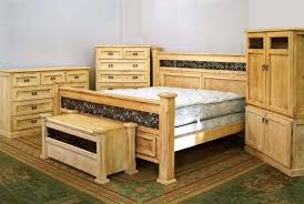 Pine Bed Set Pine Bedroom Set Amazing With Photo Of Pine Bedroom Model At Ideas