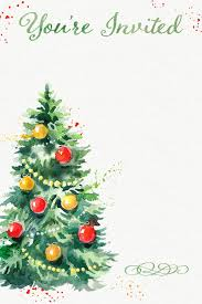 christmas invitations free invitations teepee girl