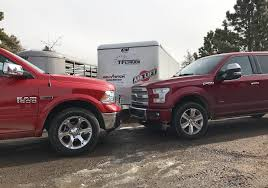 dodge ram v6 towing capacity highway towing eco truck review 2017 ford f 150 ecoboost vs