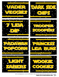 68 best silas party ideas images on pinterest star wars food