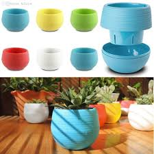 2017 wholesale mini colourful 7 6 5cm cute round home garden