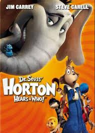 horton hears talking playing movies verbal