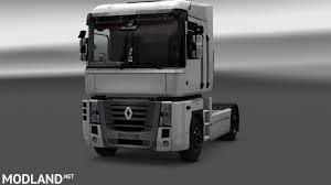 renault truck magnum renault magnum interior exterior rework mod for ets 2