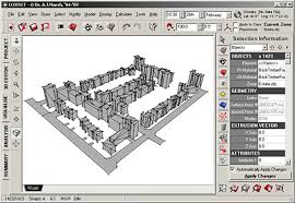 tutorial sketchup modeling architecture yp ecotect with sketchup model importing tutorial