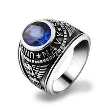 men vintage rings images Men 39 s vintage us navy sterling silver ring 7793 144 49 jpg
