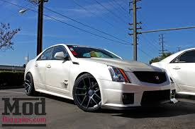 lowered cadillac cts cadillac cts v eibach pro kit lowering springs modbargains