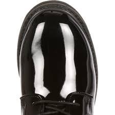 rocky men u0027s dress leather high gloss chukka boots black fq00500 8
