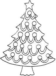 20 christmas tree outline