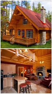 Rustic Homes 2384 Best Log Home U0027s Cabins U0026 Decore Images On Pinterest