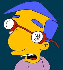 Broken Glasses Meme - milhouse glasses broken meme generator