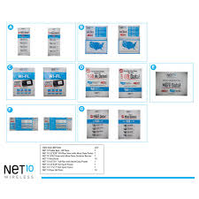 star wireless net10 collateral kit