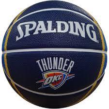 Okc Thunder Home Decor Spalding Nba 7