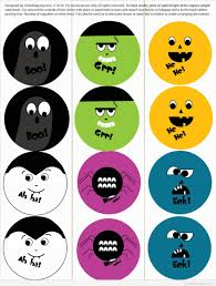 free printable halloween cupcake toppers free halloween images and backgrounds wishes