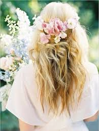 Images Of Pretty Flowers - pretty flowers in her hair pictures photos and images for