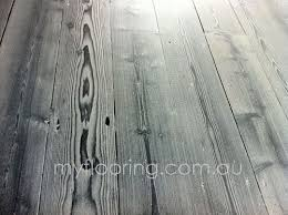 black and walnut mixed stain on tas oak flooring for the home