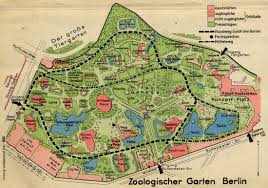 Map Of Berlin Germany by Berlin Zoo And Surrounding Areas The Elephant Gate