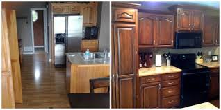 Kitchen Cabinets Faux Painting Remodeling - Faux kitchen cabinets