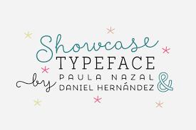 showcase family font befonts