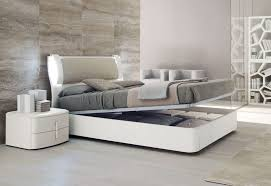 Bedrooms  Black Leather Bedroom Sets Learning Tower Modern - Modern white leather bedroom set