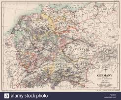 Map Of Europe 1920 by Germany 1138 1254 Under The House Of Hohenstaufen 1902 Antique