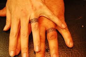 tattoo infinity ring infinity rings tattoo for couples in 2017 real photo pictures