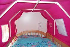 Bunk Bed Tent Only Top Bunk Bed Tent Pvc Pipe Creations Pinterest