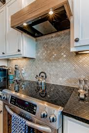 kitchen paneling backsplash blue contemporary country farmhouse with reclaimed wood