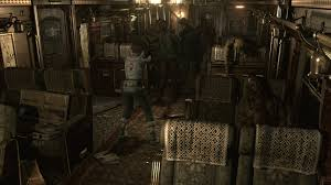 check out new images from resident evil 0 hd remaster rely on horror