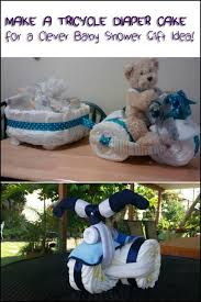Best 25 Tricycle Diaper Cakes Ideas On Pinterest Diaper