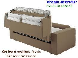 le meilleur canapé lit canapé convertible rapide monia literie génériques