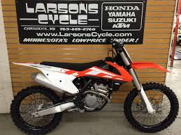 ktm electric motocross bike for sale 2016 ktm 250 sx f for sale in cambridge mn larson u0027s cycle inc